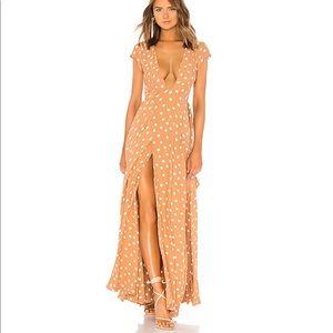 Tularosa Sid Maxi Dress